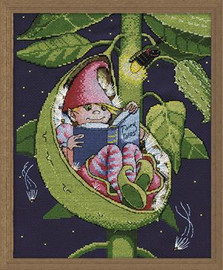 Bedtime Fairy Cross Stitch Kit By Design Works