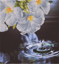 Water Droplet Craft Kit by Diamand Dotz