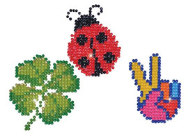 Luck Stickers Craft Kit by Diamand Dotz