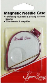 Hand Sewing Needles: Needle Case: Magnetic