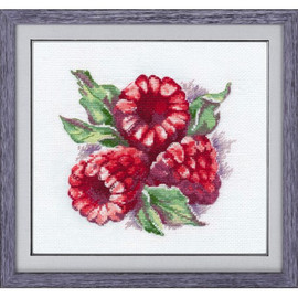 Aromatic Berry Cross Stitch Kit by Oven