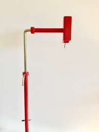 Limited edition Red coloured Lowery Stand