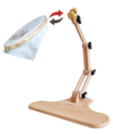 Adjustable seat stand
