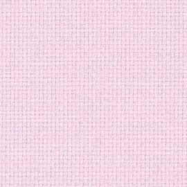 Pale Pink 16ct Aida 1 Metre by 110cm Width