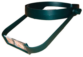Headband Magnifier with 4 lenses