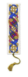Celtic Bird Bookmark Cross Stitch Kit By Textile Heritage