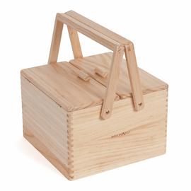 Sewing-Craft Box Twin Lid