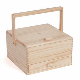 Sewing/Craft Box: with Drawer