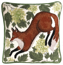 Spring Fox Tapestry Kit By Bothy Threads