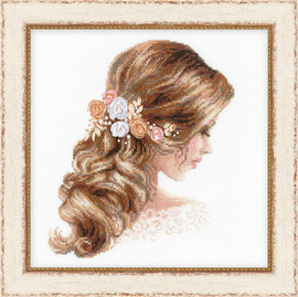 Romance Cross Stitch Kit By Riolis
