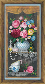 Cosy Corner Cross Stitch Kit By Riolis