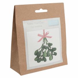 Felt Decoration Kit: Mistletoe By Trimits