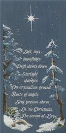 Season of Love Cross stitch Chart by Janis Lockhart