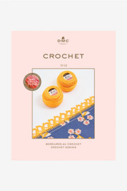 Crochet Book N°3 Crochet Edging by DMC