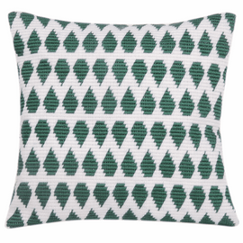 Angled Clamping Stitch Cushion Kit: Drops
