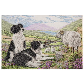 Counted Cross Stitch Kit: Essentials: Rural Life By Anchor
