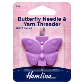 Needle Threader: Butterfly by Hemline