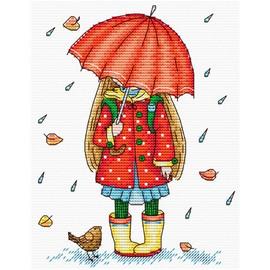 Autumn Walk Cross Stitch Kit by MP Studia