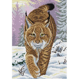 Predator Cross Stitch Kit by MP Studia