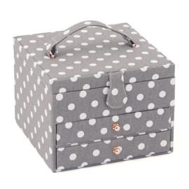 Grey Spot 2 draw  square box Hobby Gift