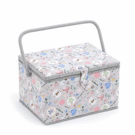 Homemade Large Sewing Box Hobby Gift