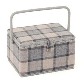 Check Large Sewing Box Hobby Gift