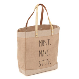 Must Make Stuff Craft Bag Hobby Gift