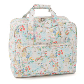 Bee Sewing Machine Bag Hobby Gift