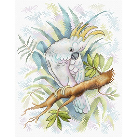 From the Jungle Cross Stitch Kit by MP Studia