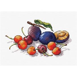 Fruits Cross Stitch Kit by MP Studia