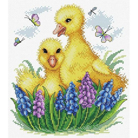 Idyll cross stitch Kit by MP studia