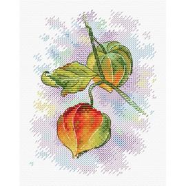 Autumn Mood Cross Stitch Kit by MP Studia