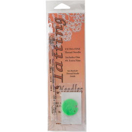Handy Hands Tatting Needle For Thread One 8 extra fine needle.