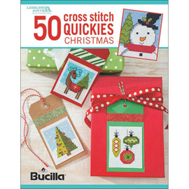 50 Cross Stitch Quickies Christmas