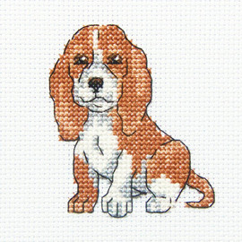 Long Eared Buddy Cross Stitch Kit by RTO