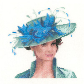 Josephine In Miniature Cross Stitch Kit by Heritage