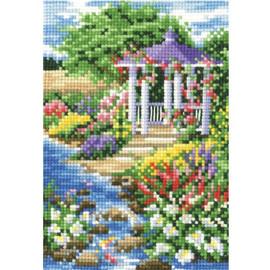 SEASONS. SUMMER-cross stitch kit by Andriana