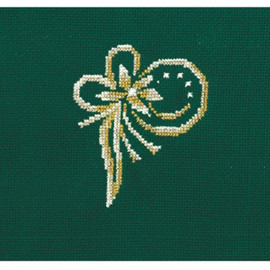 JEWELRY FLOWER- cross stitch kit by andriana