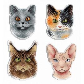 Who Said Meow Magnet Kits Set