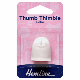 Thimble: Quilters: Thumb