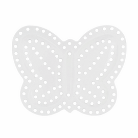 Needlecraft Fabric: Plastic Canvas: Butterfly