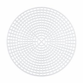 Needlecraft Fabric: Plastic Canvas: Circular