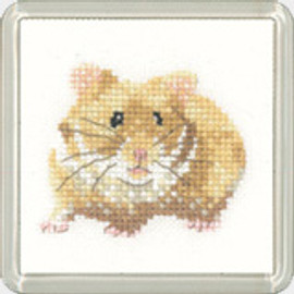 Hamster Coaster Kit By Heritage Crafts