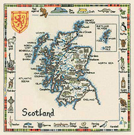 Scotland (SI) By Heritage Crafts