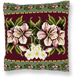 Oxford Tapestry Cushion kit by Brigantia