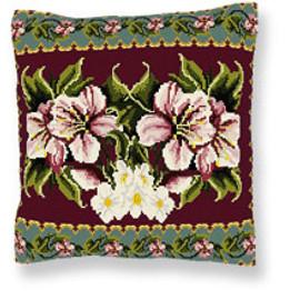 Oxford Tapestry Cushion kit by Brigantia