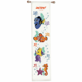 Counted Cross Stitch Kit: Disney: Nemo By Vervaco