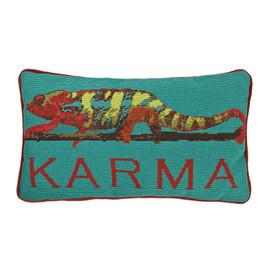 Karma Cross Stitch Kit by Cleopatra