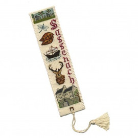 Outlander InspiredTM Bookmark By Textile Heritage
