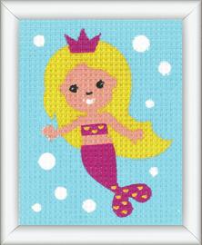 Tapestry Kit: Mermaid by vervaco